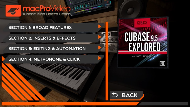 Course For Cubase 9.5 Explored