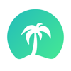 Greetings Island - Cartas tema
