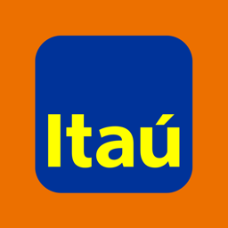 Ícone do app Banco Itaú