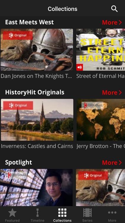 History Hit TV screenshot-3