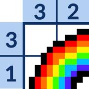 数独趣味闯关-Nonogram益智拼图方块
