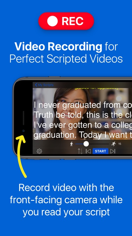 Teleprompter Premium screenshot-3