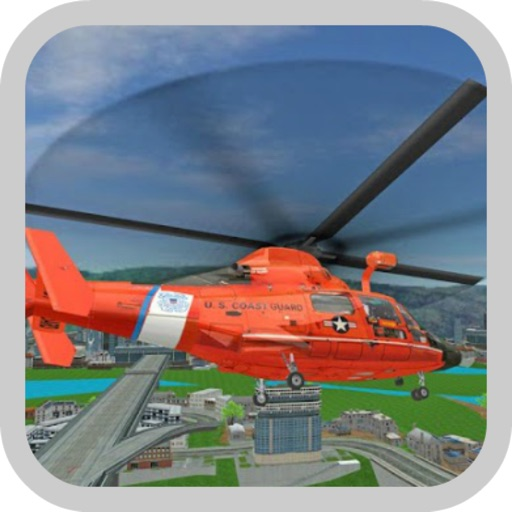 Ambulance Helicopter: Rescue F