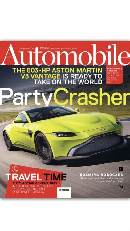 Automobile Magazine