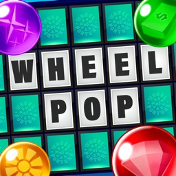 Wheel Of Fortune Pop Word Game