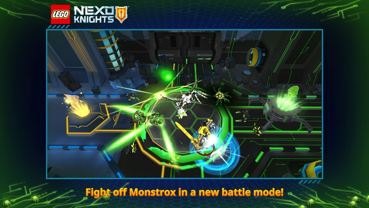 LEGO® NEXO KNIGHTS™:MERLOK 2.0 screenshot-3