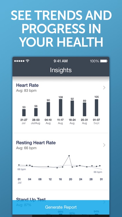 Instant Heart Rate: HR Monitor screenshot-4