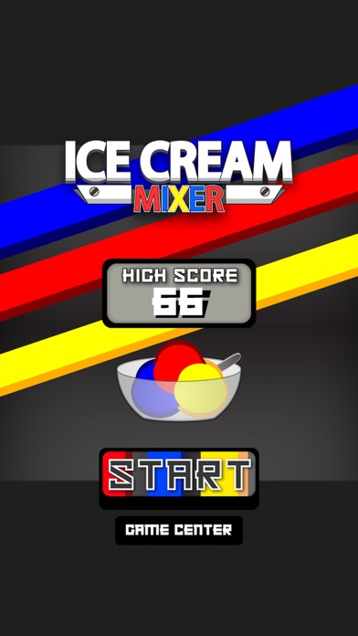 Ice Cream Mixer LITE screenshot two