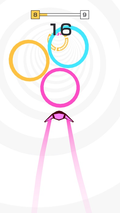 Colorful Rings screenshot 5