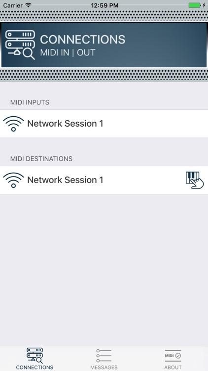 MIDI Check - Diagnose Tool screenshot-4