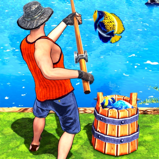 Fishing Farm Construction Sim