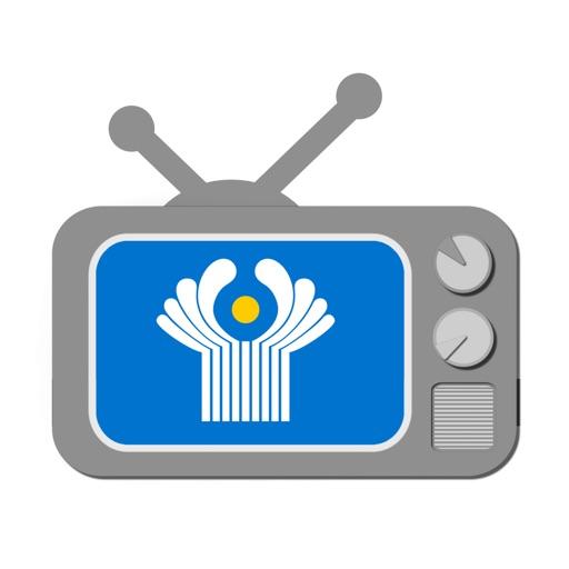 СНГ ТВ - ТВ в прямом эфире HD iOS App