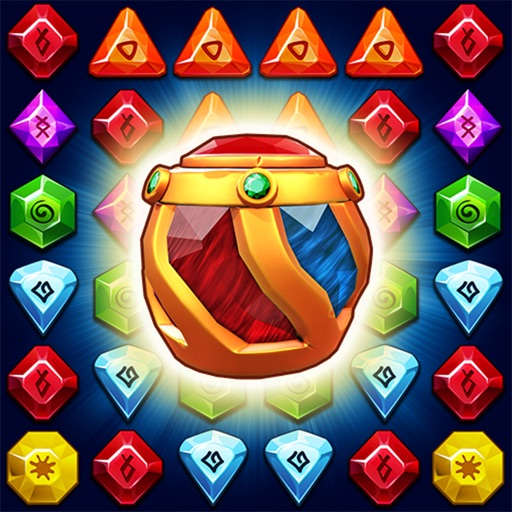 Jewel Ancient Treasure