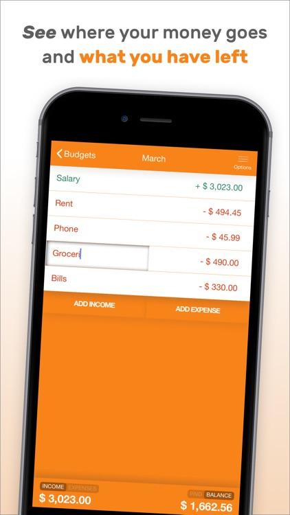 Fudget Pro: Budget Planner