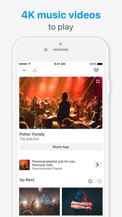 Music Player- Music Video Play-1