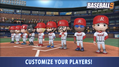 Screenshot 4 Baseball 9