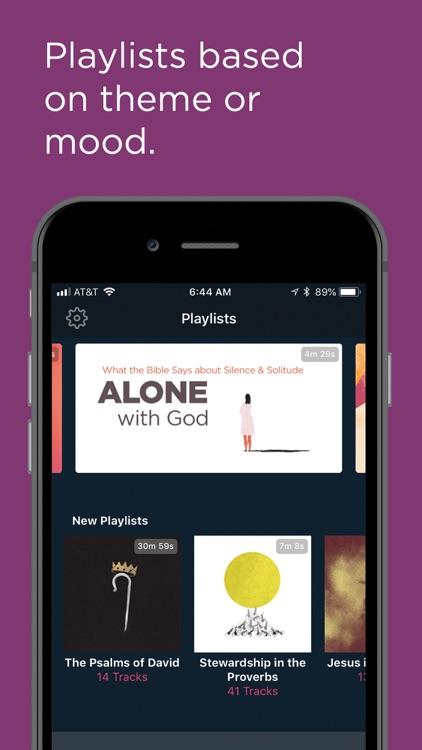 Dwell - Audio Bible App screenshot-5
