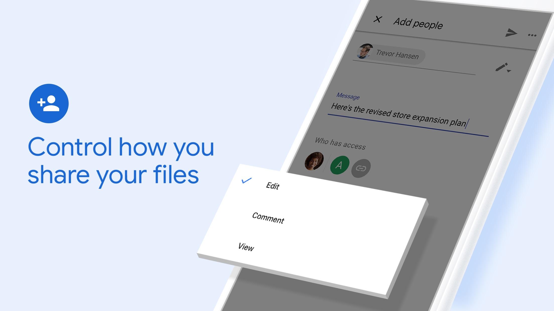Google Drive Screenshot