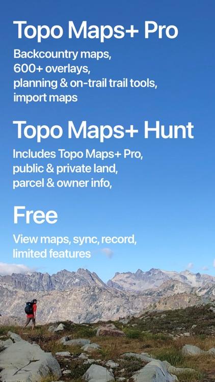 Topo Maps+ screenshot-8