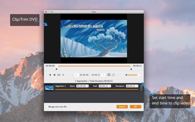 DVD Ripper - DVD to MP4/HD Screenshot