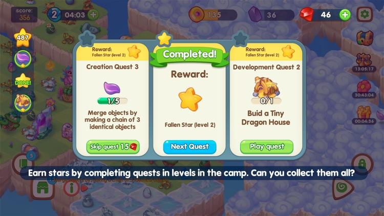 Dragon Magic - Merge games screenshot-6