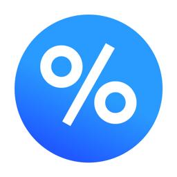 Ícone do app Percentages Calculator