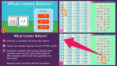 Preschool Number Sequencing screenshot 2