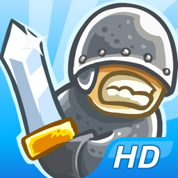 Ícone do app Kingdom Rush HD: Tower Defense