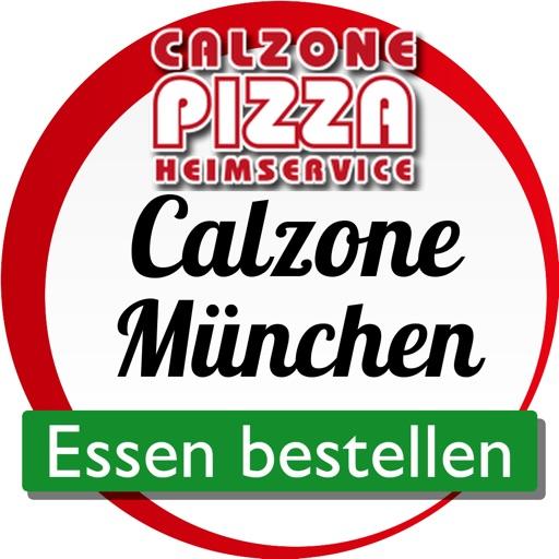Calzone-Pizza München