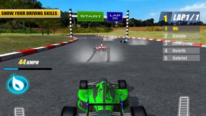Fast Formula New Modern Car screenshot one