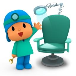 Pocoyo Dentist Care: Teeth Sim
