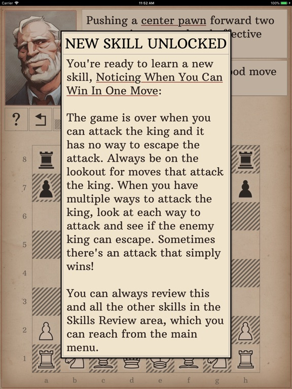 Learn Chess with Dr. Wolf screenshot 11