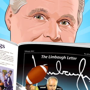 The Limbaugh Letter ios app