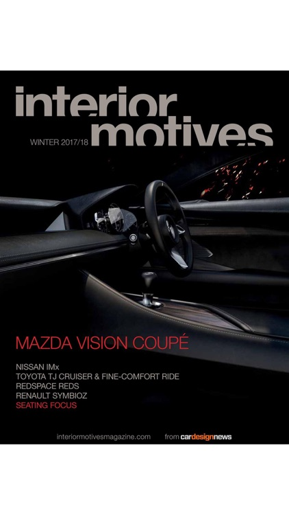 Car Design U0026 Interior Motives