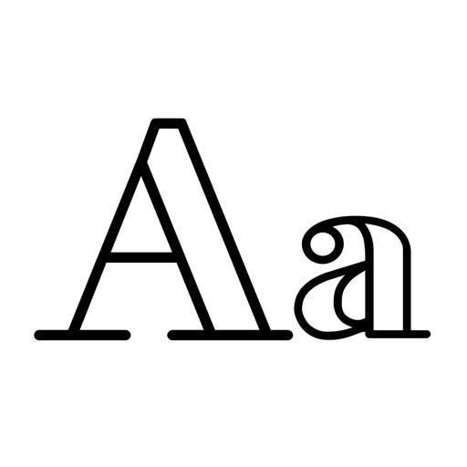 Fonts - Keyboardskins & emoji