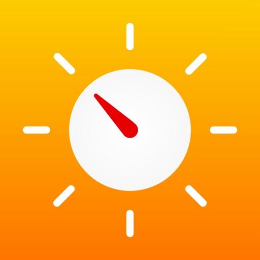 Torch Timer • Flashlight Timer