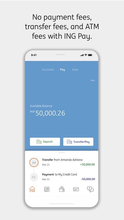 ING Philippines - Digital Bank screenshot-4