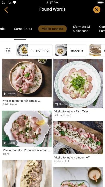 Cibo - Visual Menu Translator screenshot-6