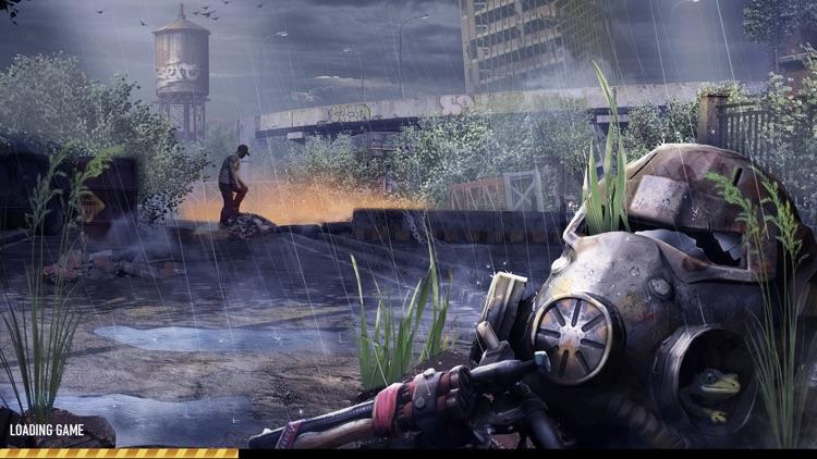Survivalist: invasion (RPG) screenshot-3