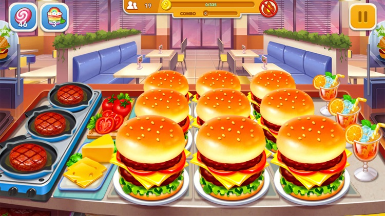 Cooking Frenzy® Crazy Chef screenshot-0