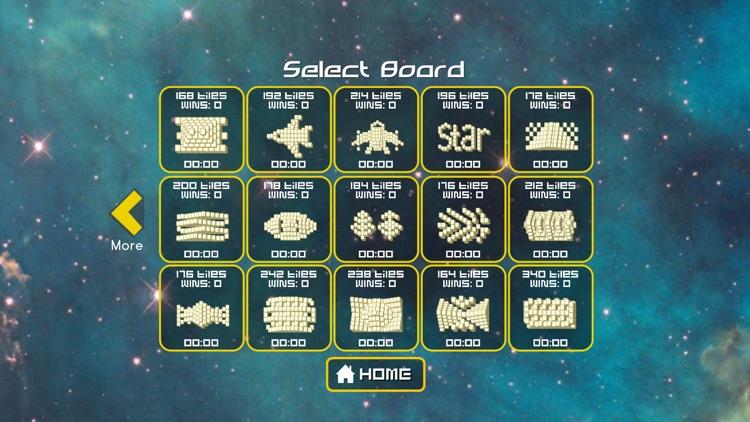 Mahjong Galaxy Space & Towers screenshot-5