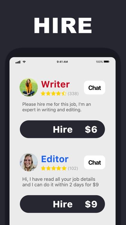 ProEssay: Hire Writer & Editor