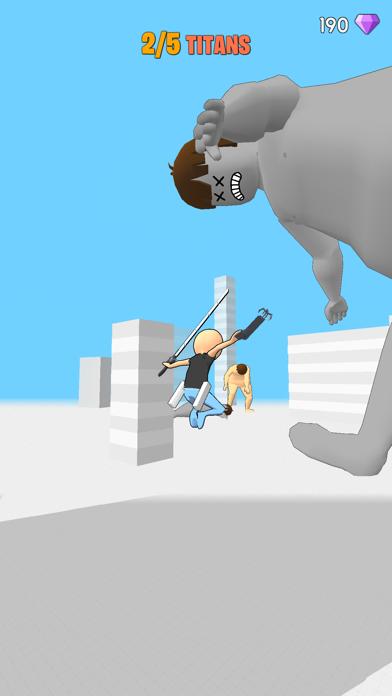 Titans 3D screenshot 4