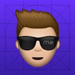 Moji Edit- Avatar Emoji Maker на пк