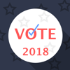 Deniel Barbakadze - Elections 2018 - running artwork