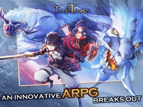 Screenshot 1 Tales of Thorn?Global