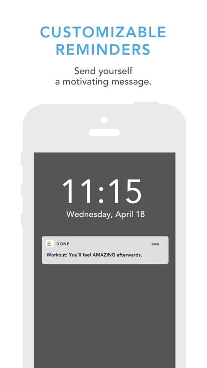 Done: A Simple Habit Tracker screenshot-9