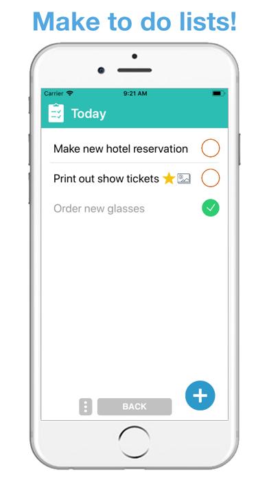 Life Lists: List Organizer Screenshots