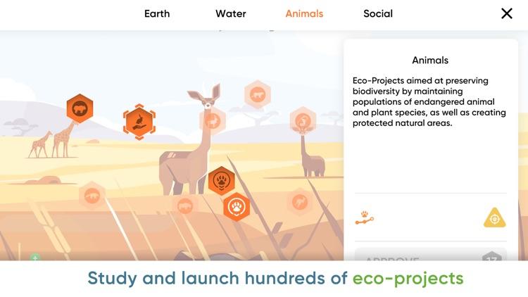 Save the Earth Ecology Sandbox screenshot-4