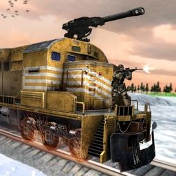 US Army Battle Train Driver 3D
